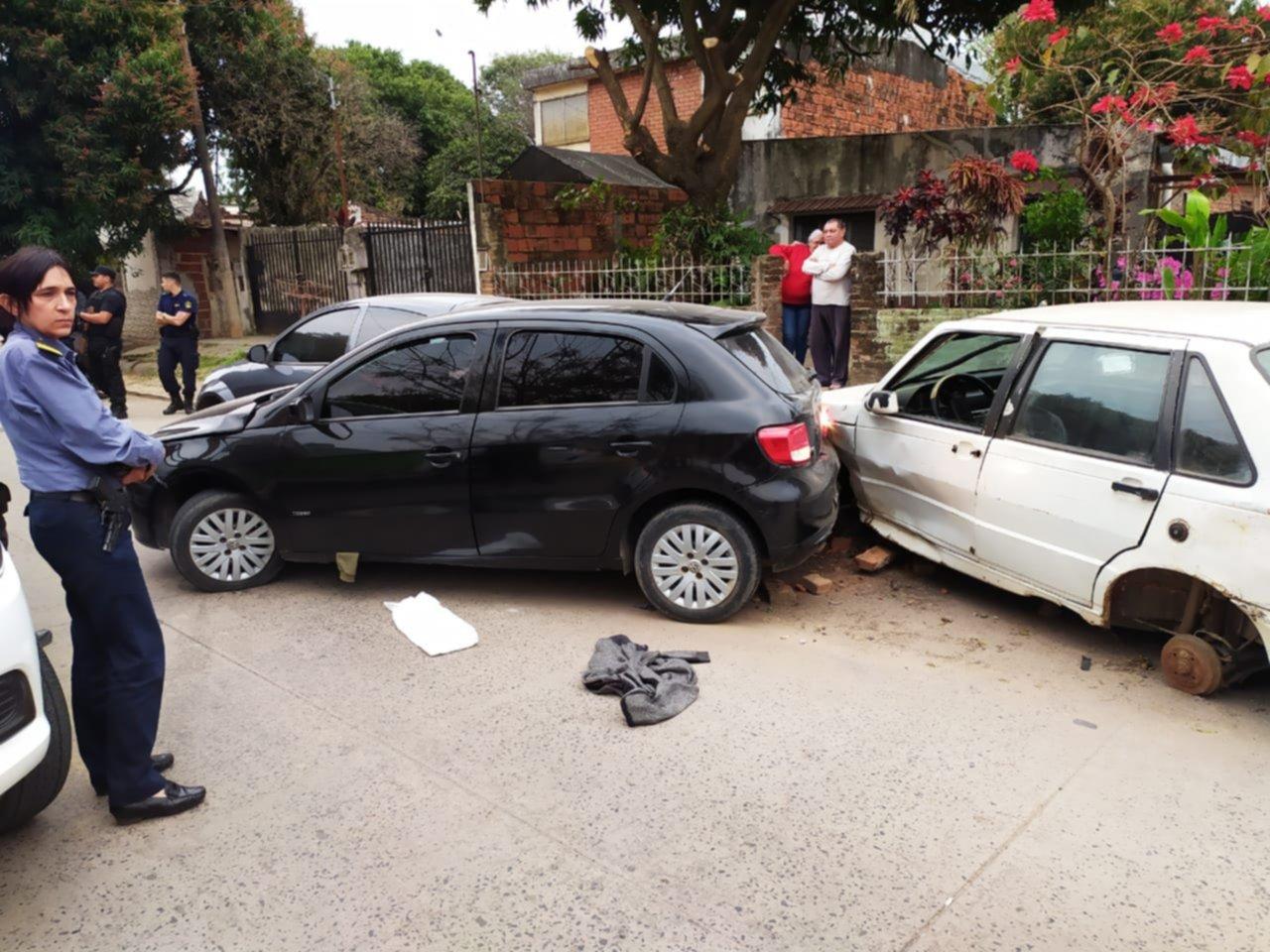 <p>Muerte. Jorge Vargas fue asesinado en un operativo policial. Conducía un Volkswagen Gol.</p>