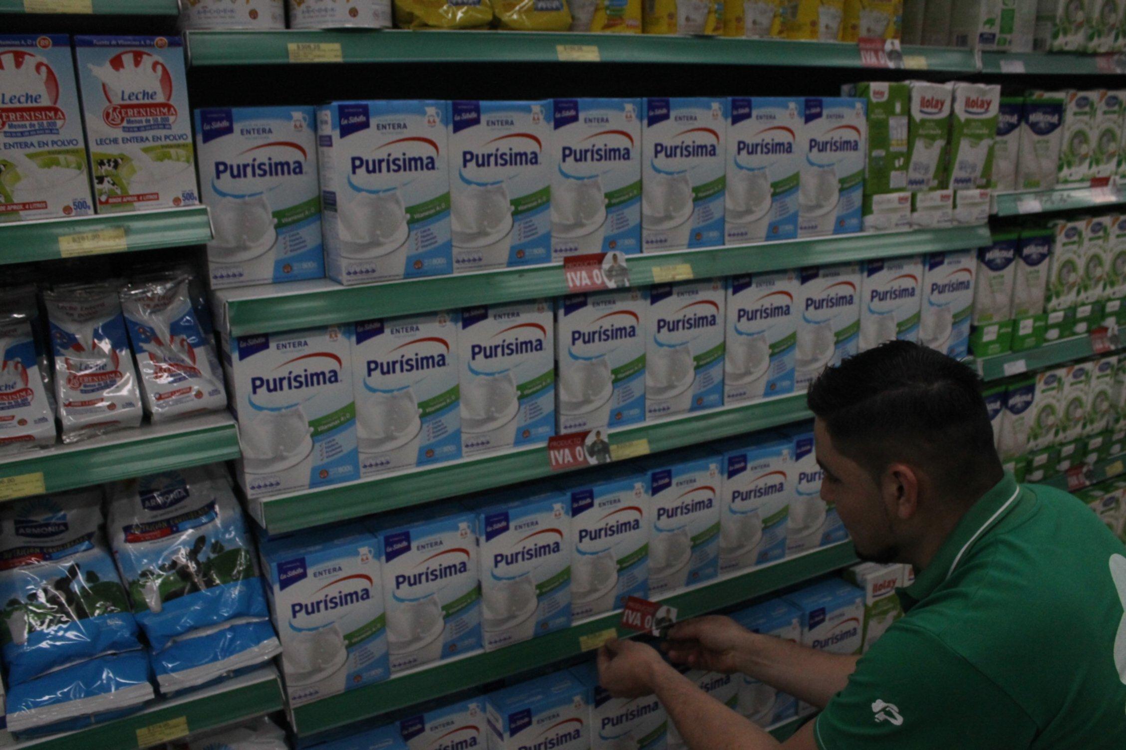 <p>Supermercados. Los costos se incrementaron y cuesta más acceder a la canasta básica.</p>