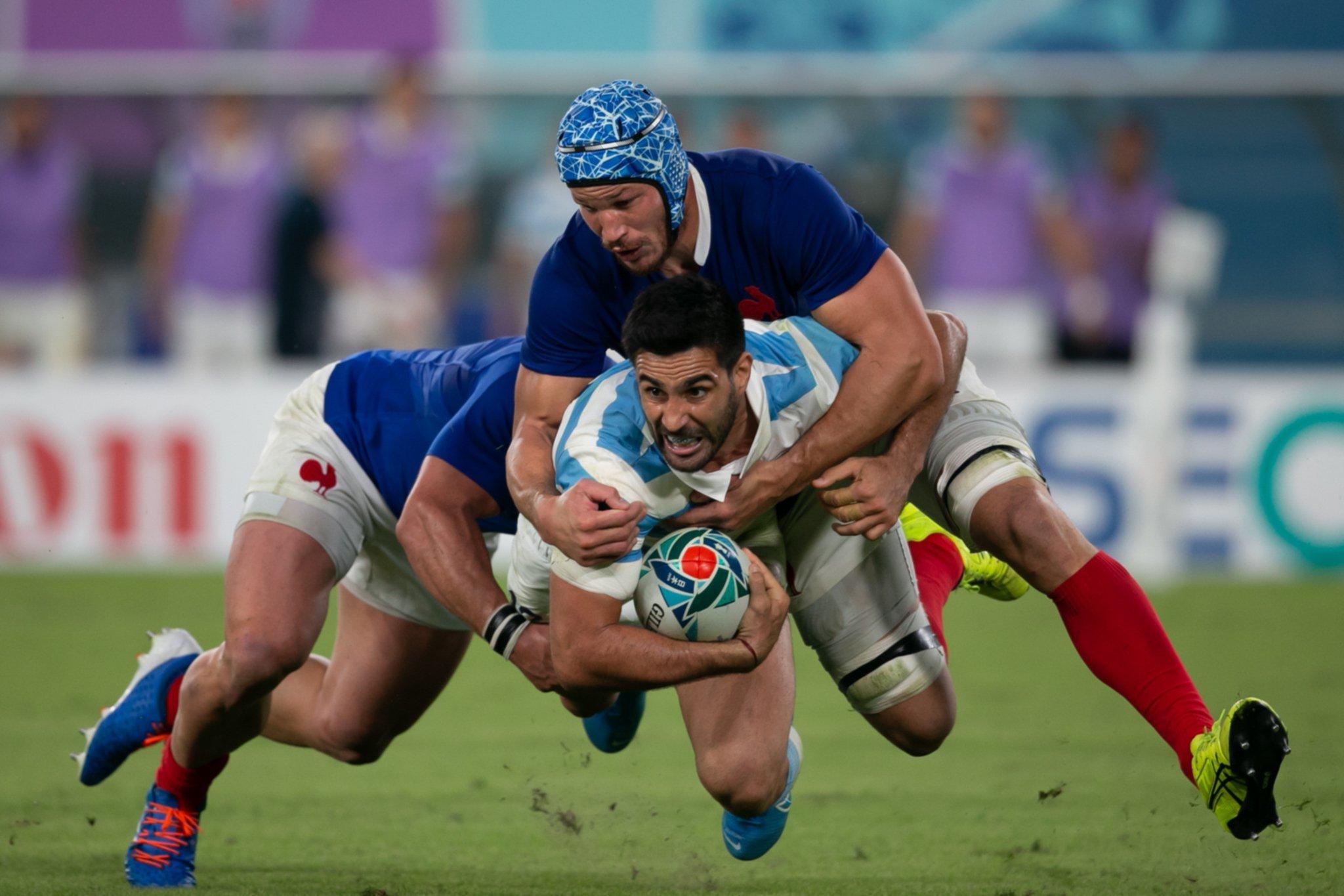 <p>Irregular. Argentina mostró dos caras en su juego y cayó frente a Francia.</p>