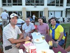Primer Torneo Regional de Golf (Por equipo).