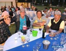 Entrega de premios torneo de golf OSDE en su 28°aniversario