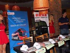 """Conferencia de Prensa """"Gran Circuito de Golf Grupo ERSA"""". 21 de Octubre en el Golf Club Corrientes."""