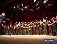 Concierto de Gala: Dr. Ariel Quintana - Crescendo - Estudio Coral.