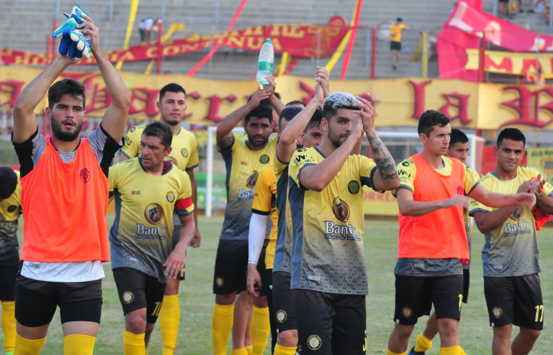 <p>Colectivero. Los misioneros le ganaron a Sportivo Belgrano.</p>