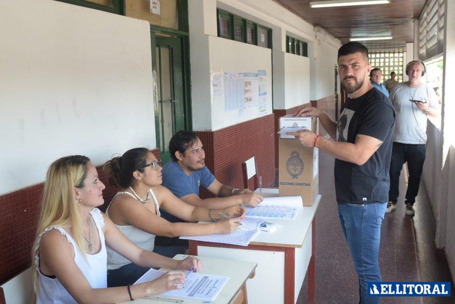 """José """"Pitín"""" Ruiz Aragón fue el candidato más votado de la provincia."""