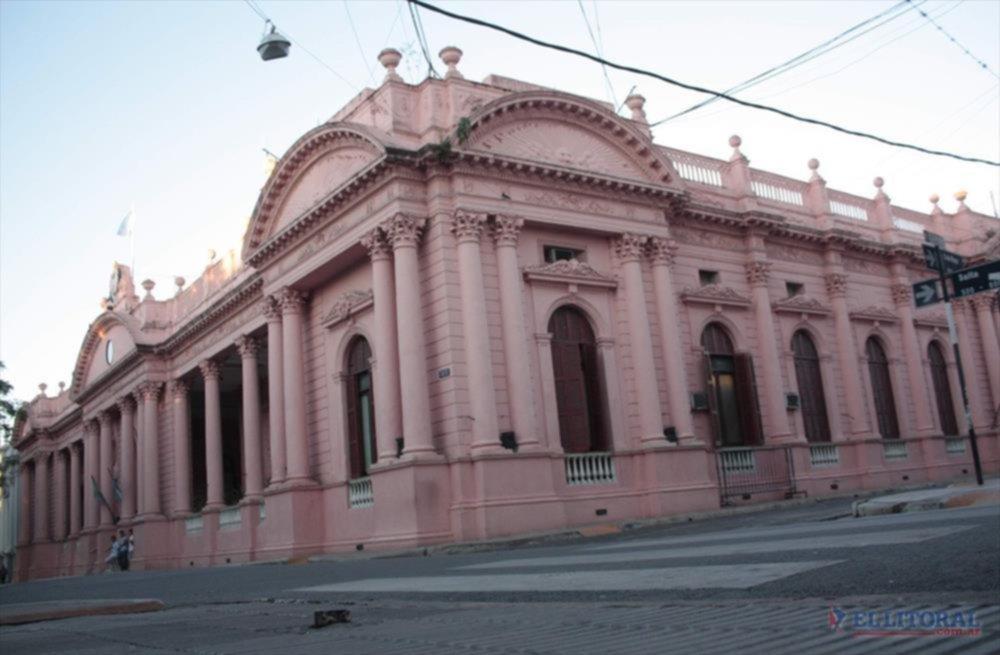 CASA DE GOBIERNO. Fue construida entre 1881 y 1886.