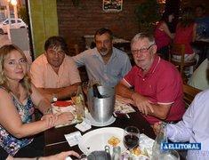 Conferencia y entrega de premios Torneo de Golf Cristóbal del Puerto