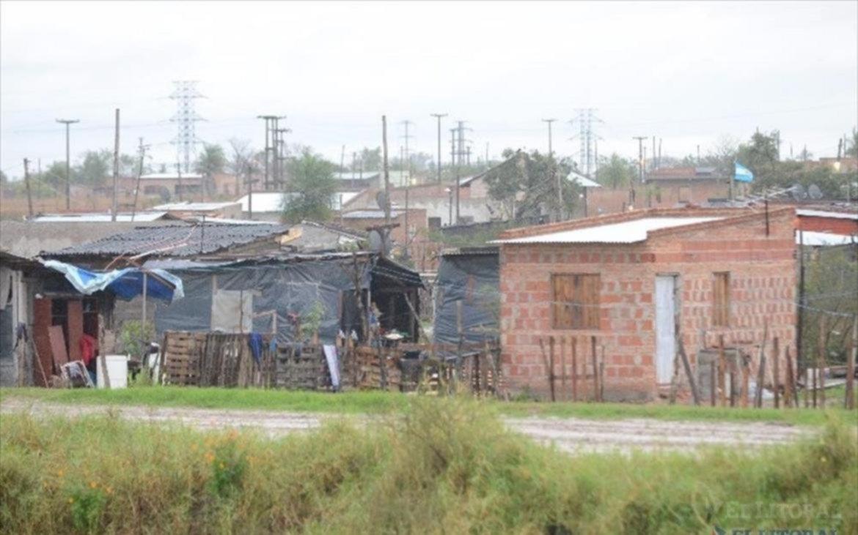 <p>Asentamientos. Piden que se garantice la tenencia de las tierras.</p>