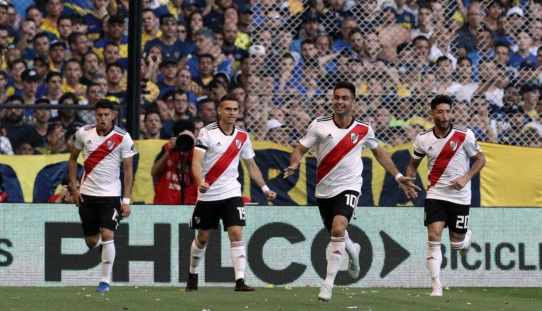 <p>Antecedente pr&oacute;ximo. El 23 de septiembre pasado River se impuso por 2 a 0 con goles de Gonzalo &ldquo;Pity&rdquo; Mart&iacute;nez e Ignacio Scocco. Fue en el marco de la Superliga Argentina.&nbsp;</p>