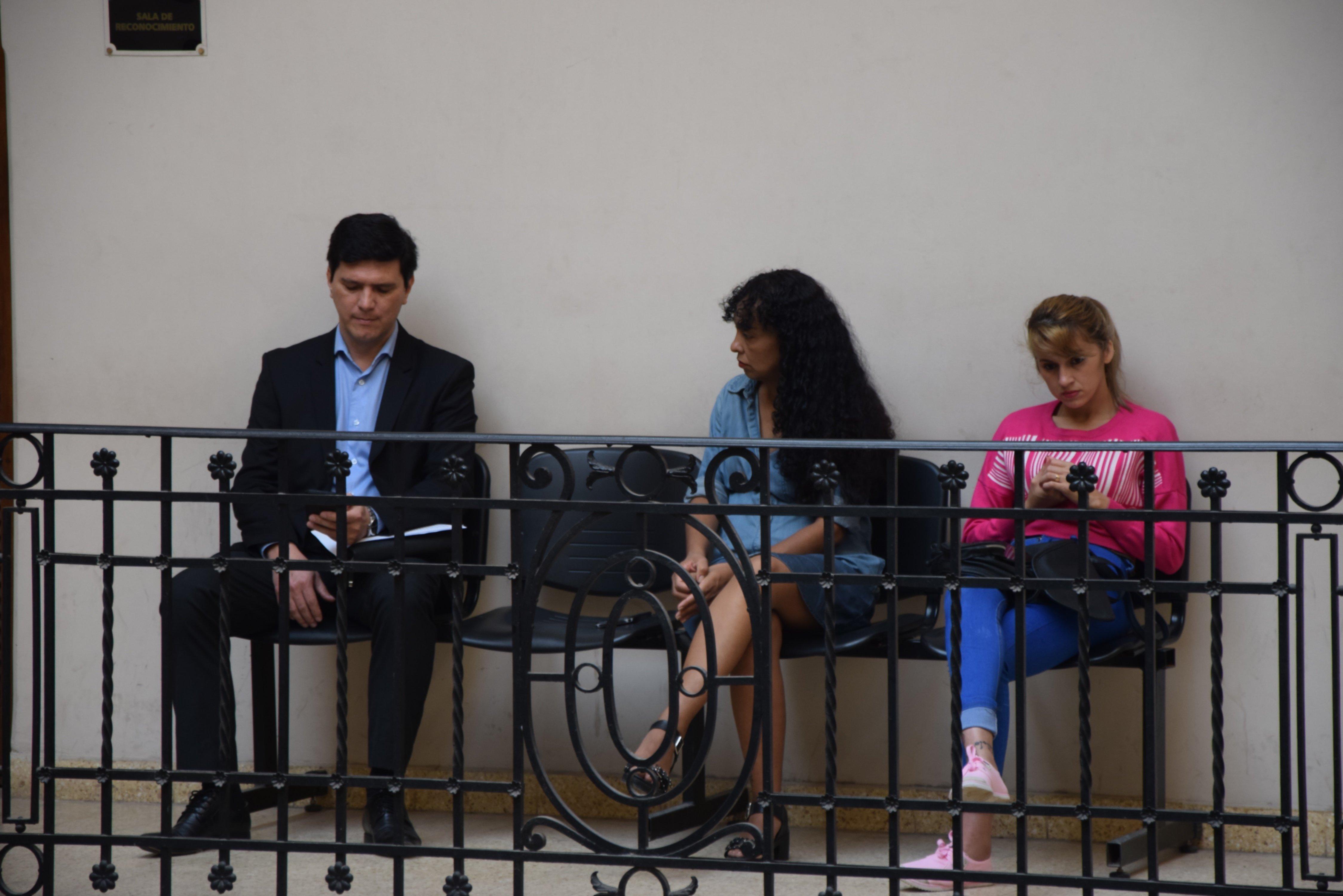 <p>Querella. El tío de Octavio participa de las audiencias testimoniales.</p>