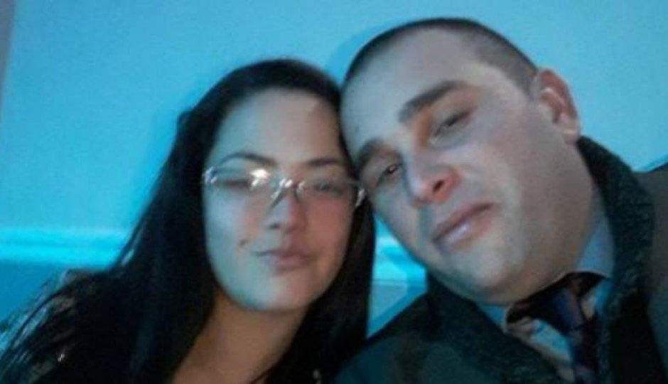 <p>Lorena Encina. Acusada de matar a su marido.</p>