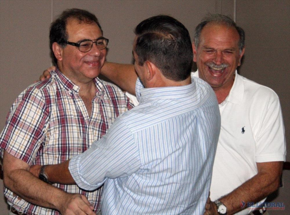 CONTINUIDAD.  El directivo Eduardo Tassano por tercera vez al frente del Club Regatas Corrientes.