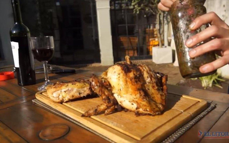 Increíble Pollo Cocina Herido Ideas Ornamento Elaboración Festooning ...