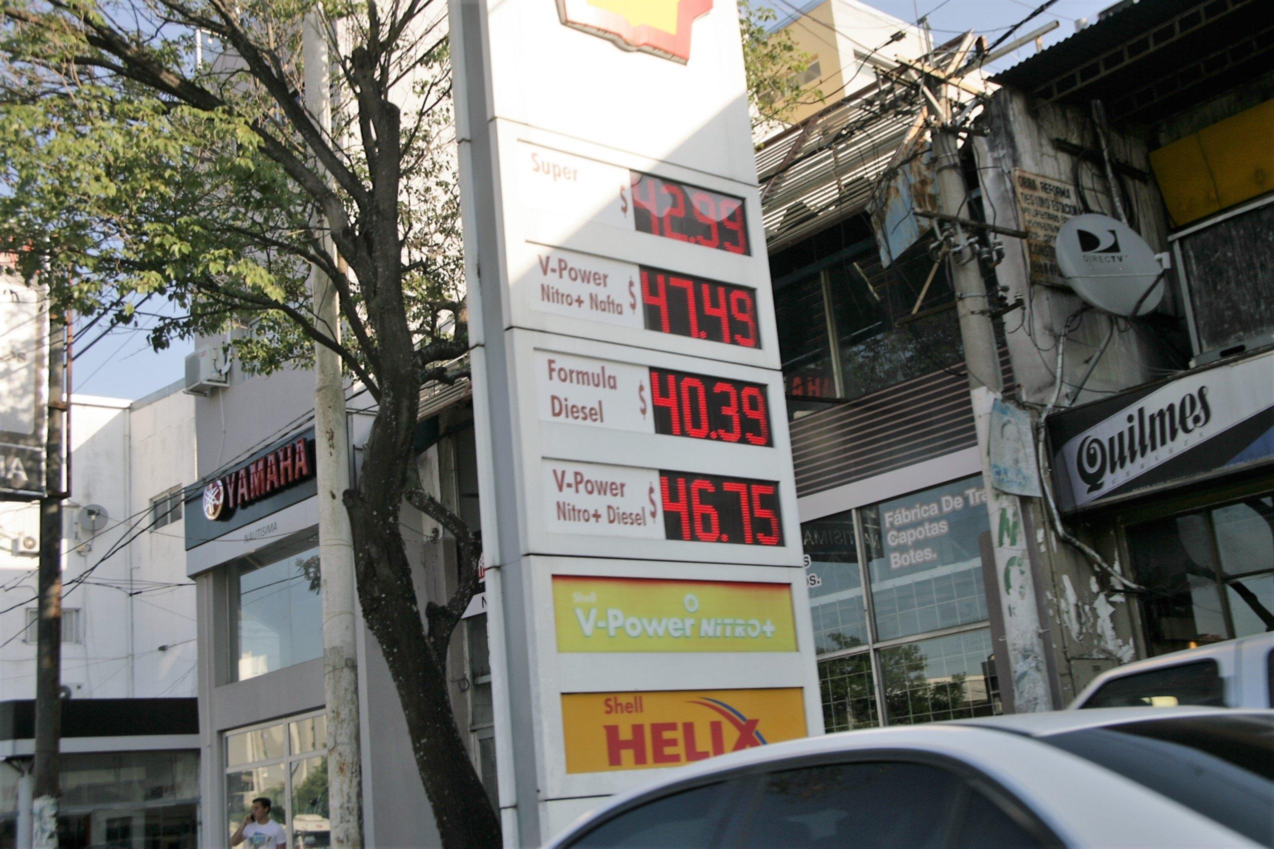 <p>Modificaciones. Los precios de las naftas tuvieron rebajas d&iacute;as atr&aacute;s.</p>