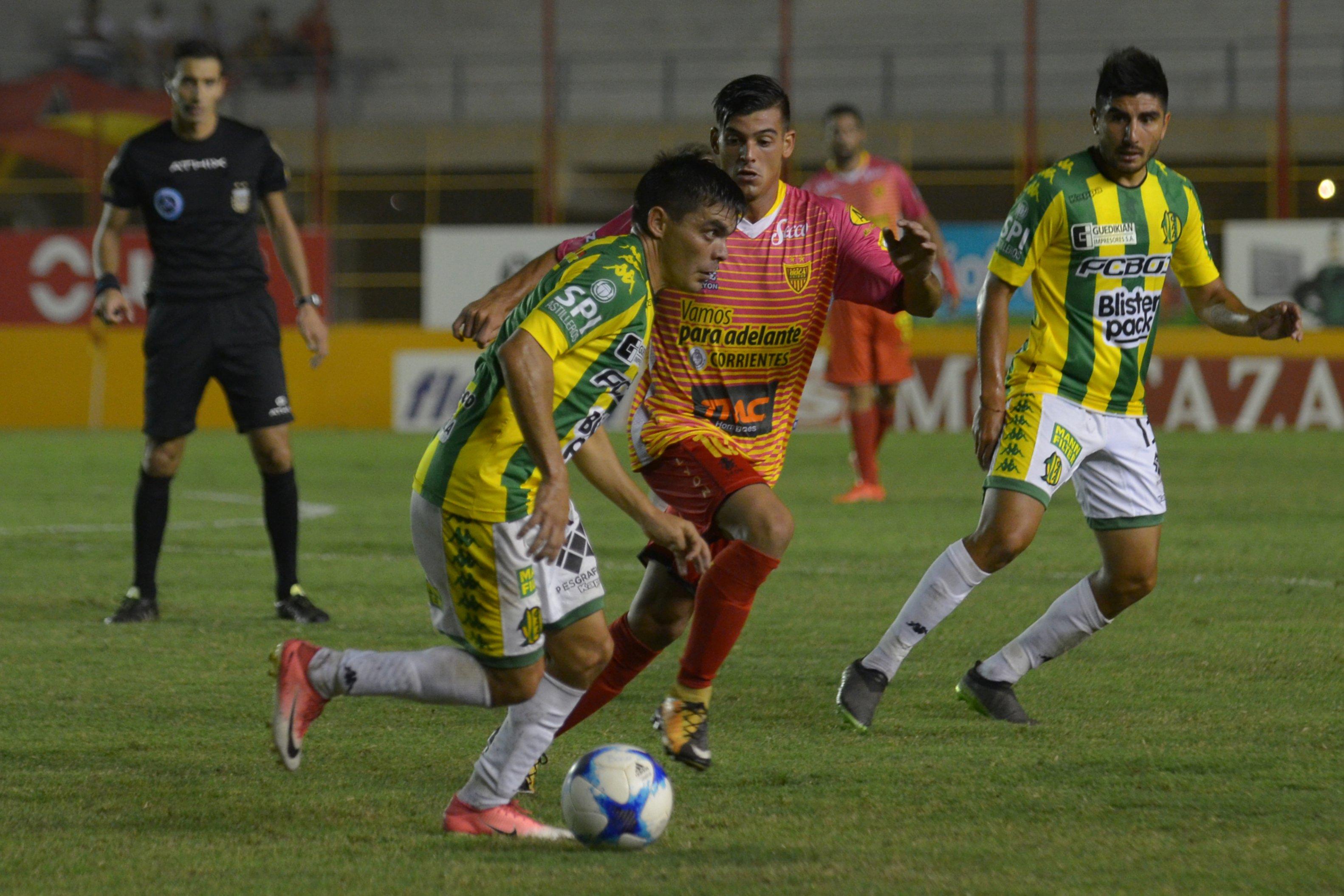 """<p>""""Tiburón"""" marplatense. Medina se desvinculó de Aldosivi y sumará su calidad y experiencia para la segunda mitad de la temporada.</p>"""