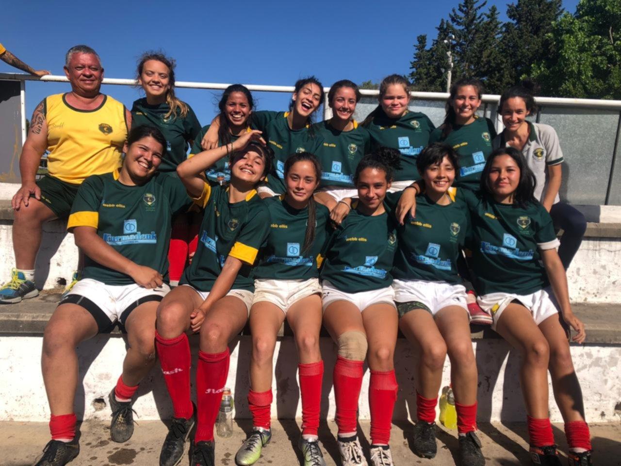 <p>Juveniles. La selección de Nordeste se llevó la Copa de Bronce en el Seven de la República.</p>