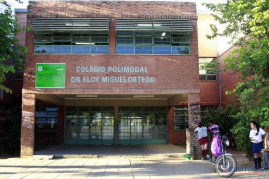 <p>Educación. El colegio donde asisten la alumna y el docente denunciado.</p>