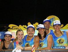 Séptima Noche del Carnaval de Corrientes (Weys)