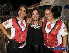 Octava Noche del Carnaval de Corrientes. (Weys)