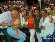 Cuarta Noche del Carnaval de Corrientes. (Weys)