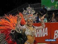 Novena Noche del Carnaval de Corrientes. (Weys)