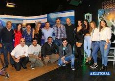 Telesat Corrientes. - La Previa Tv 2018 (HD) - Jueves 22 hs Canal 7 - Cablevision Corrientes.