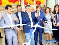 Inauguración SUPERMAX.