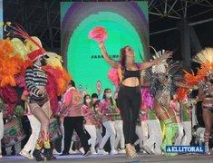 Corrientes: el carnaval volvió al anfiteatro